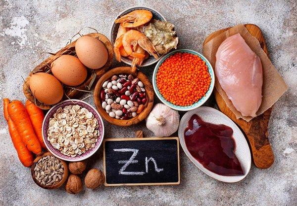 Các thực phẩm giúp bổ sung kẽm cho cơ thể