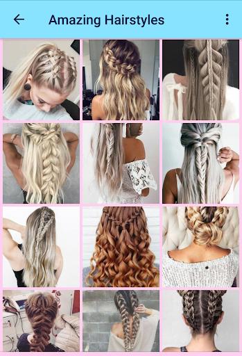 Women Hairstyles Ideas 2.5 screenshots 6