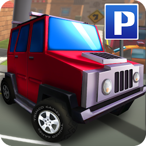 3D Car Parking Simulator Game for PC and MAC