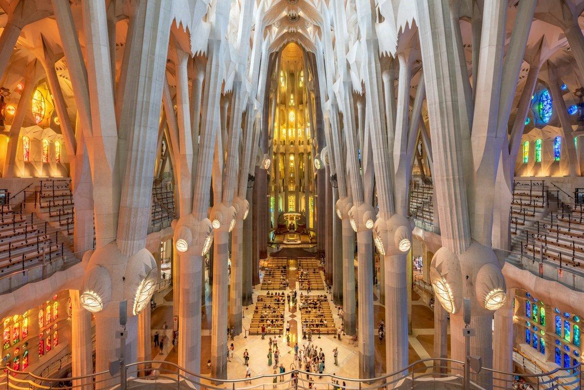 Описание собора Саграда де Фамилия