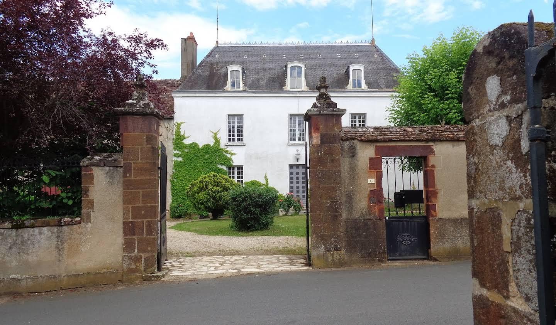 Manoir Saint-Benoît-du-Sault