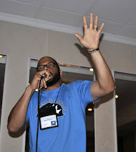 Photo: Rapper Megaciph presented his song CIVIL i AM