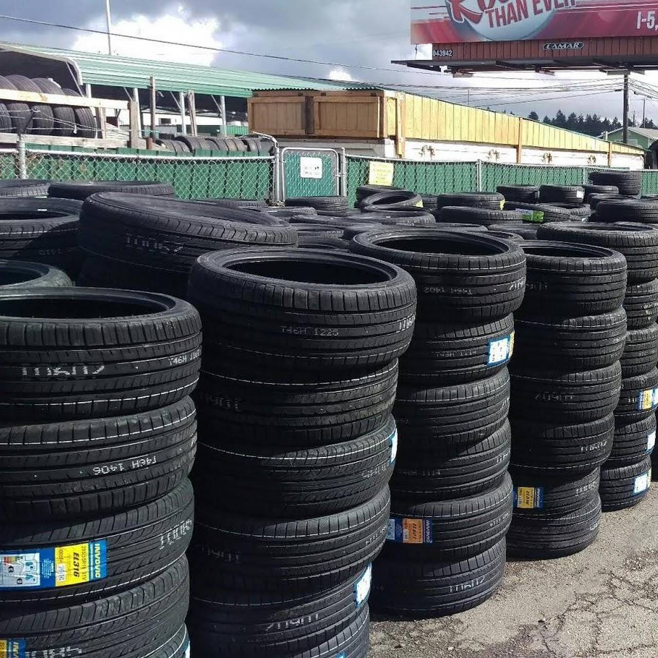 Used Tires San Jose >> J M Mobile Tire Service Tire Shop