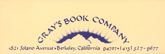 Photo: Gray's Book Company