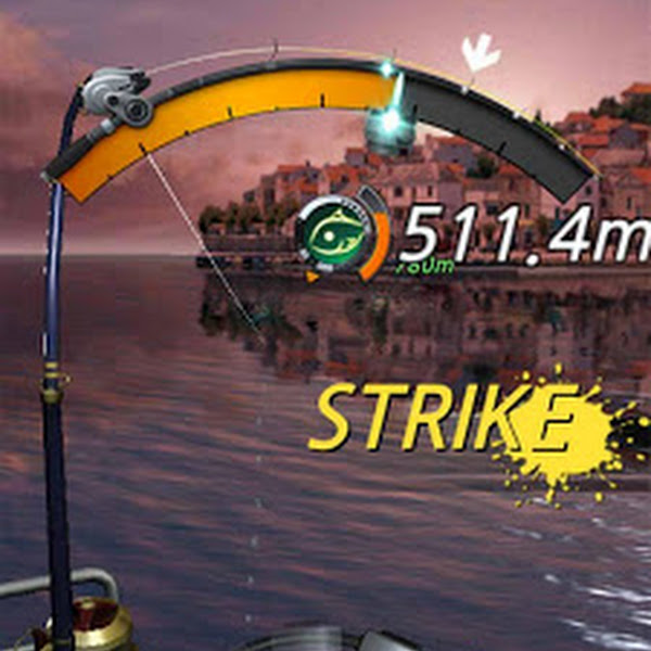 Fishing Hook v1.5.4 (Mod Money)