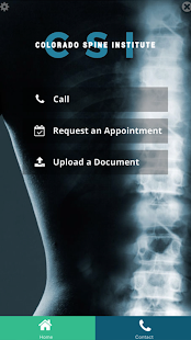 Colorado Spine Institute- screenshot thumbnail
