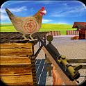 Chicken Hunter: Chicken Shooter Games icon