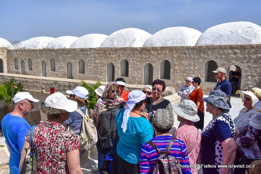 Экскурсия в Наби Муса в Иудейской пустыне. Гид в Израиле Светлана Фиалкова.