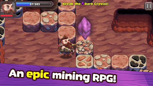 Mine Quest 2: Roguelike Dungeon Crawler Apk 1