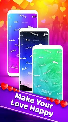 Download My Love Name Live Wallpaper APK latest version App