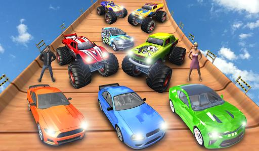 Ramp Car Stunt Races GT Car Impossible Stunts Game 1.0.59 screenshots 14