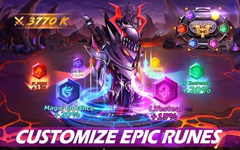 Runelords Arena: Turn-based Tactics Idle Hero RPG For PC Windows 10 & Mac 10