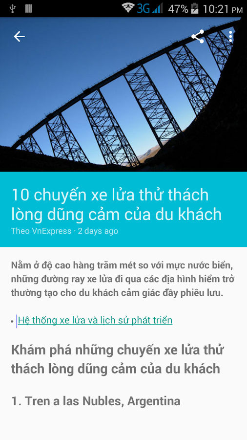 Khoa Học News [NEW]- screenshot