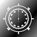 方位補正つきコンパス icon