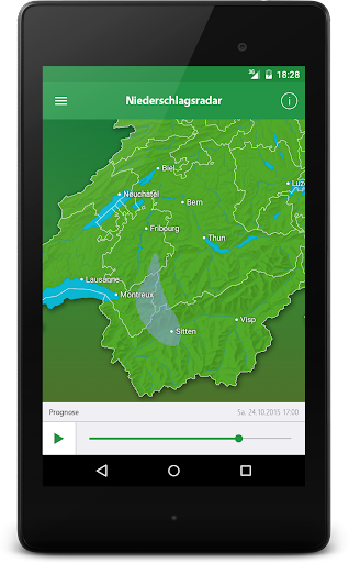 LANDI Wetter 3.2.7 screenshots 10