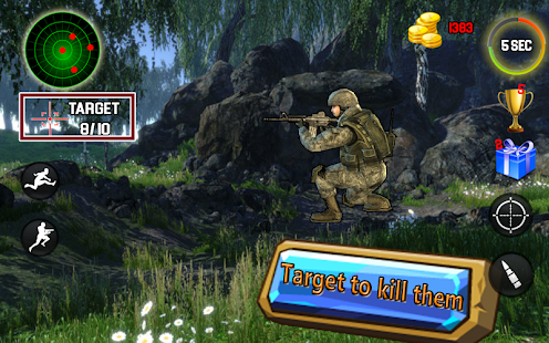 IGI Commando Jungle Strike- screenshot thumbnail