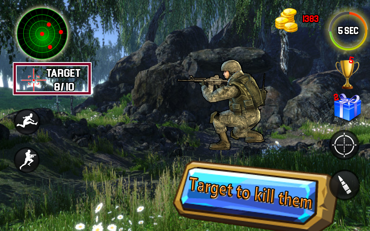 IGI Commando Jungle Strike- screenshot