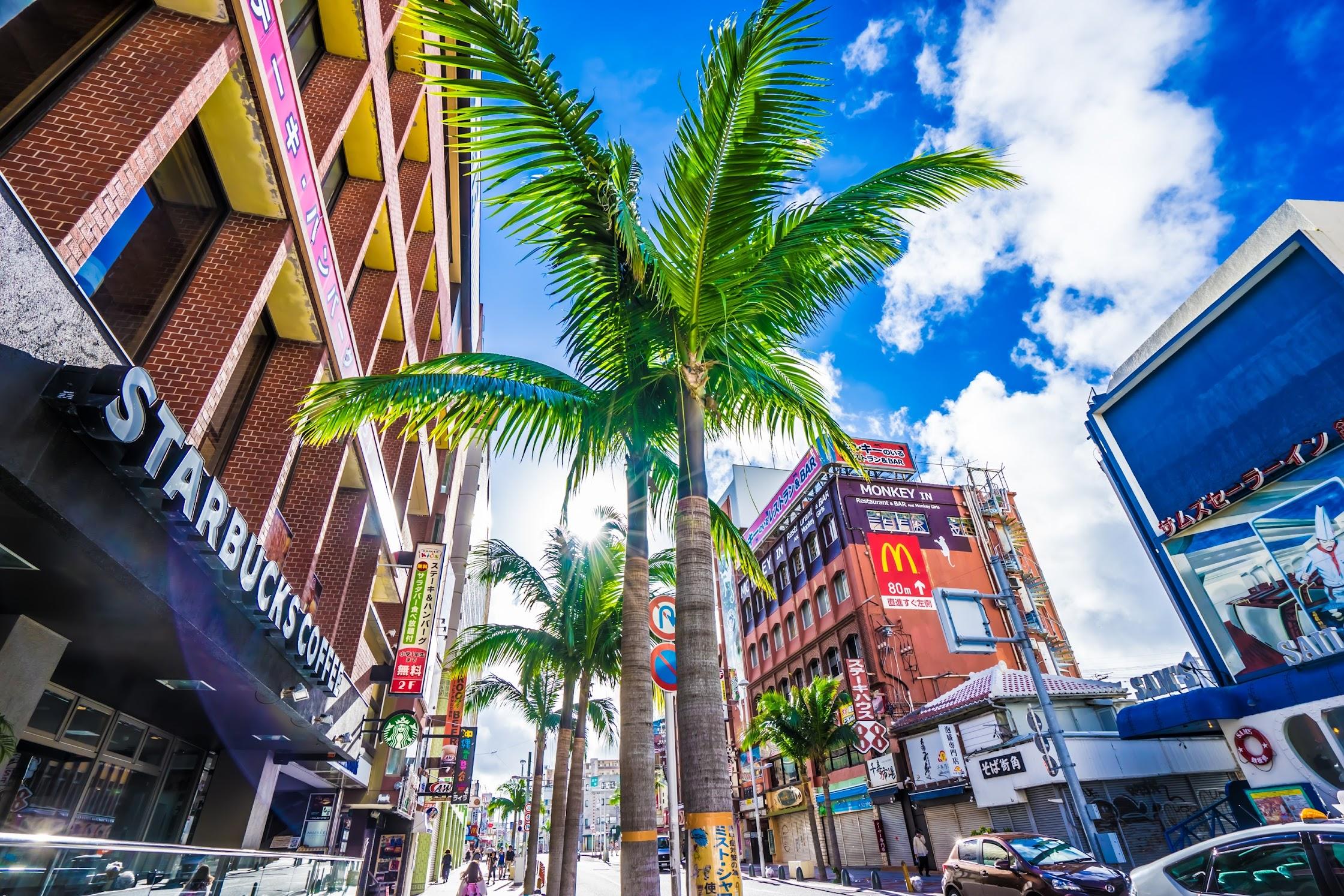Naha Kokusai street4