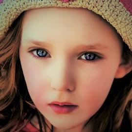 Nevaeh by Cheryl Korotky - Babies & Children Child Portraits