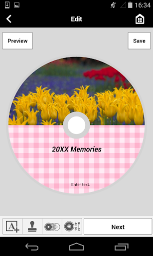 Disc Label Print 1.0.0 Windows u7528 2