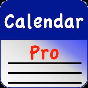 نتيجة بحث الصور عن Calendar Pro/en - full version