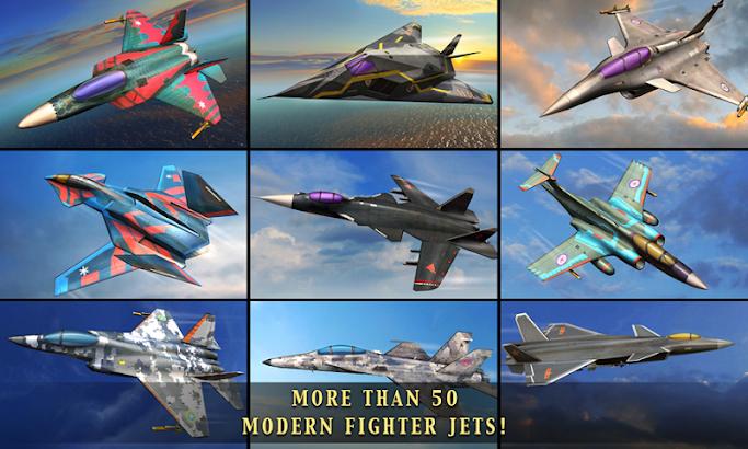 Modern Air Combat: Team Match screenshot