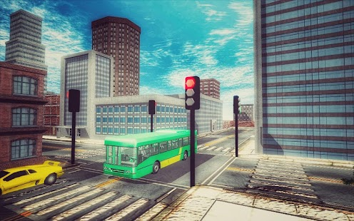 0 City Bus Simulator App screenshot