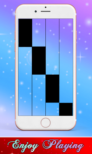 Taki Taki Selena Gomez, Ozuna Piano Black Tiles screenshot 1