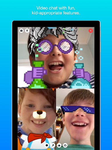 Facebook Messenger Kids screenshot 10