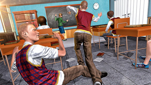 American High School Gangster Apk 1