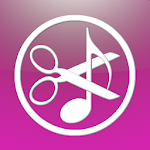 MP3 Cutter and Ringtone Maker♫ icon