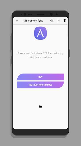 Fonts for Samsung (AFonts) 3.5 screenshots 5