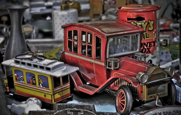 Vintage toys di www.fioregiallophoto.it