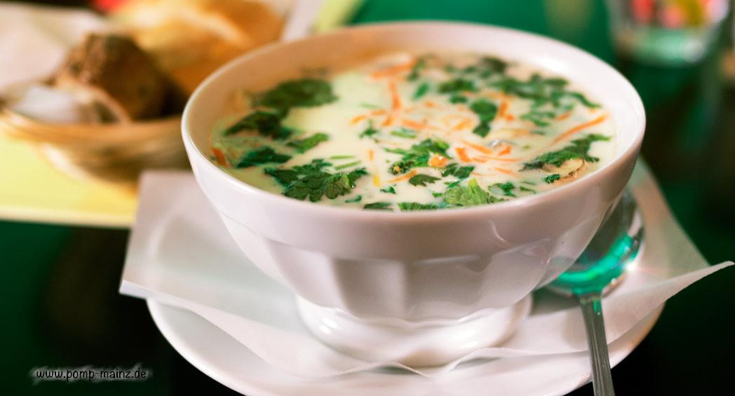 Foto: POMPs Thai Cocos Suppe