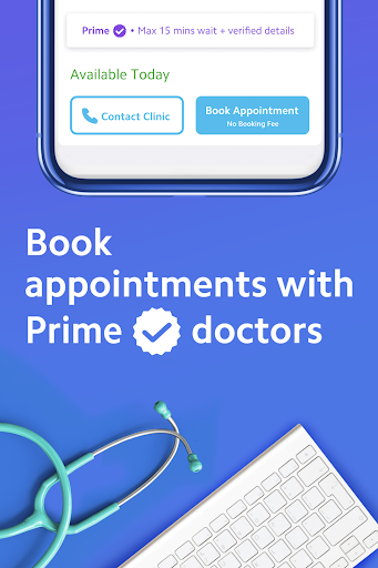 Practo - Consult Doctors Online & Book Appointment screenshot 3