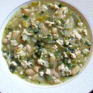 30-Minute White Bean Turkey Chili.