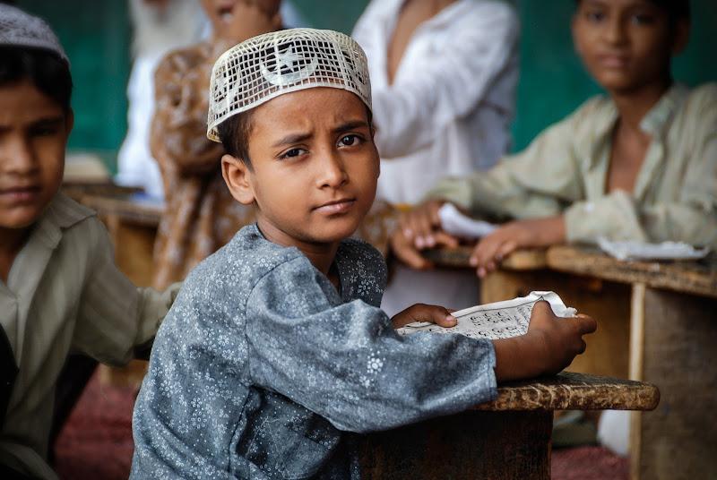 Jama Masijd Mosque - Agra, India  di laurafacchini