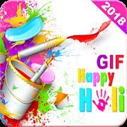 Holi Gif 2019