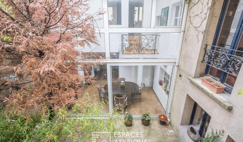 Maison avec terrasse Puteaux