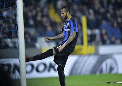 Bruges: retour de Pereira à l'entraînement
