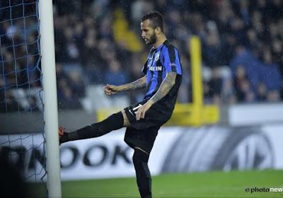Leandro Pereira verlaat Club Brugge voor een Japans avontuur