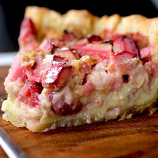 Strawberry Custard Pie Recipes.