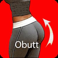 Obutt - Buttocks & leg workout for big & firm butt