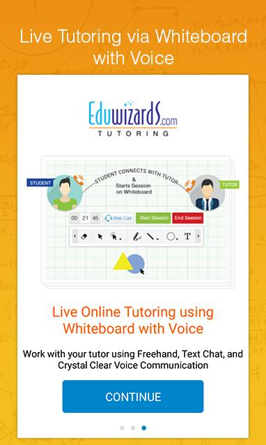 Live Tutors- screenshot