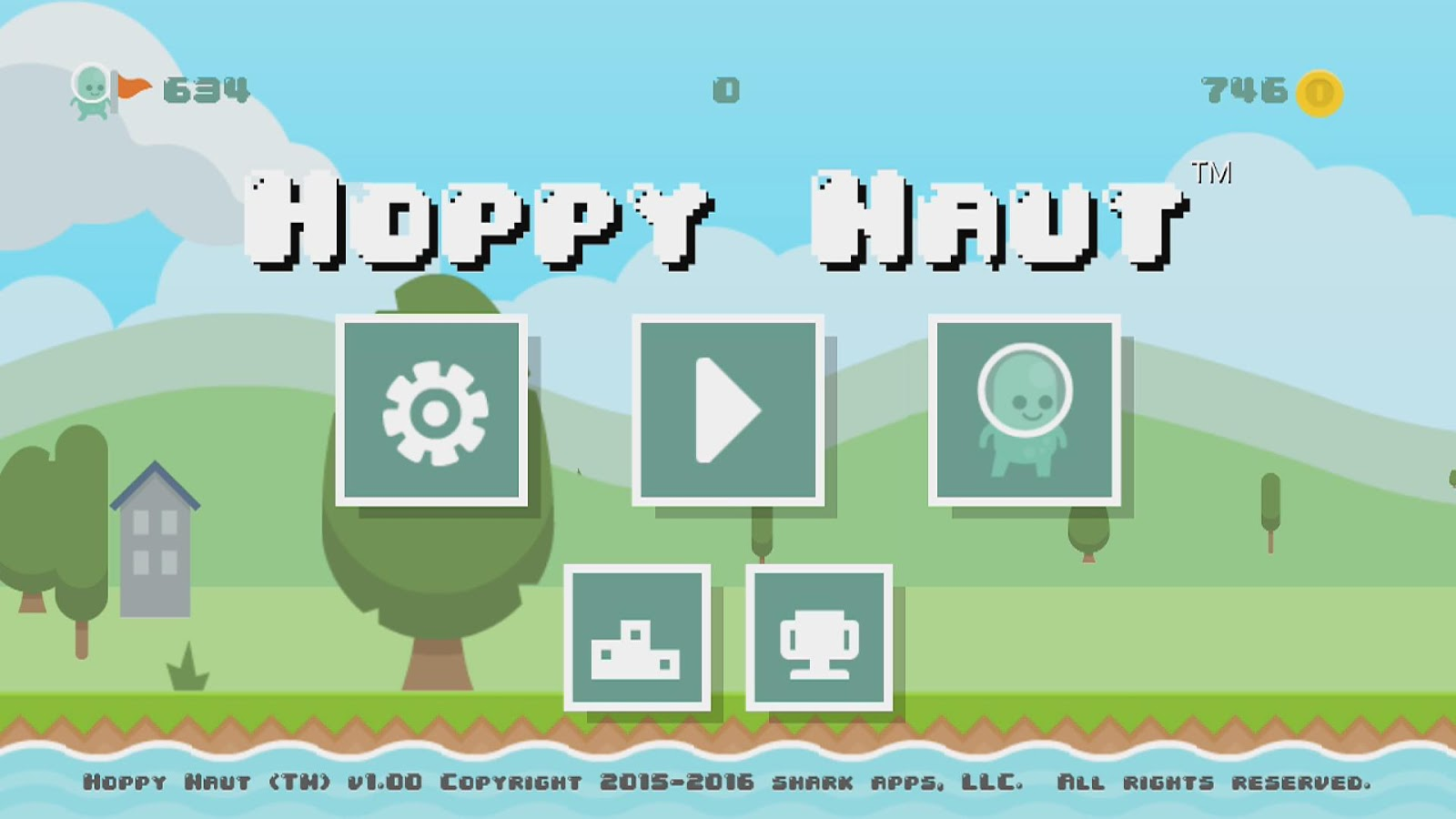 Hoppy Naut- screenshot