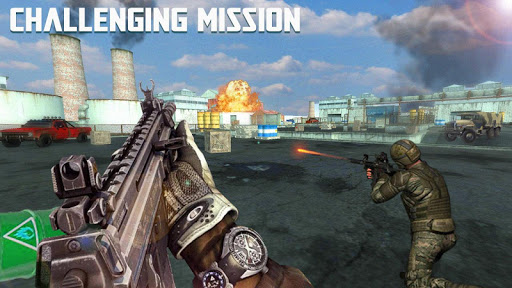 Télécharger Pistolet Jeu de tir : Commando Jeux APK MOD 2