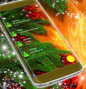 Christmas SMS Themes - náhled