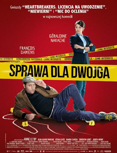 Polski plakat filmu 'Sprawa Dla Dwojga'