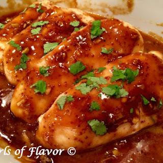 Ginger Glazed Chicken
