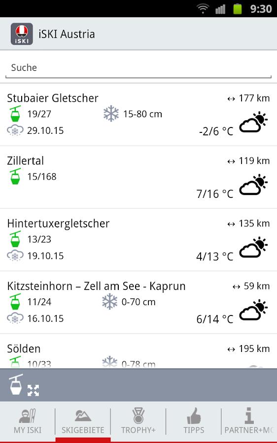 iSKI Austria- screenshot